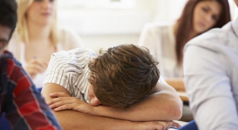 Ne pas laisser l'élève en difficulté sans projet. 123RF/CATHY YEULET