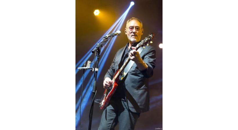 Michael Jones. Seul concert du guitariste franco-gallois à Genève. Caroline G./ www.mcphotos.fr