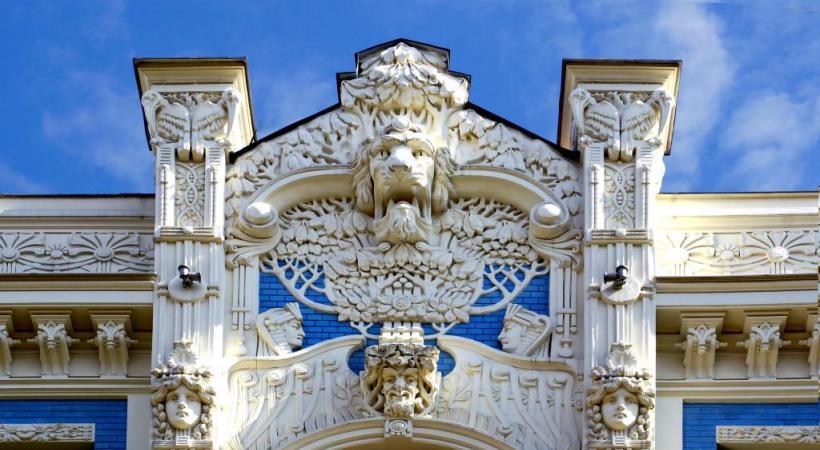 Les Pays Baltes ont de quoi séduire les amateurs d'architecture.