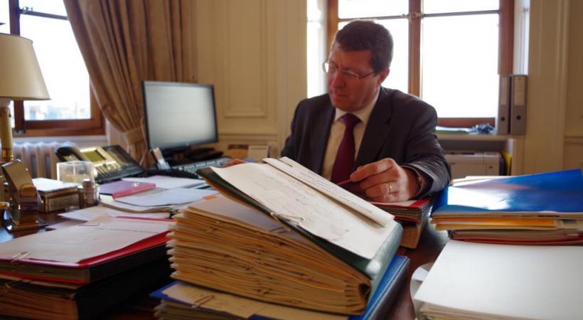 Mauro Poggia: «Les victimes potentielles d'abus d'expertise doivent être informées.» DR