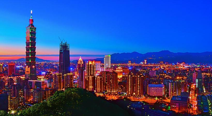 Taipei compte près de 7 millions d'habitants.  dr