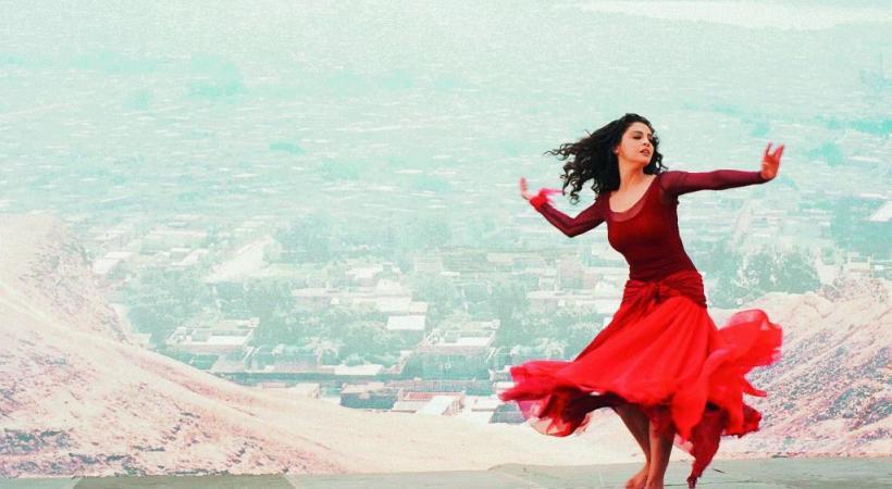 Le film «Dunia», de Jocelyne Saab, a inspiré l'affiche de ce 13e festival. TRIGON FILMS