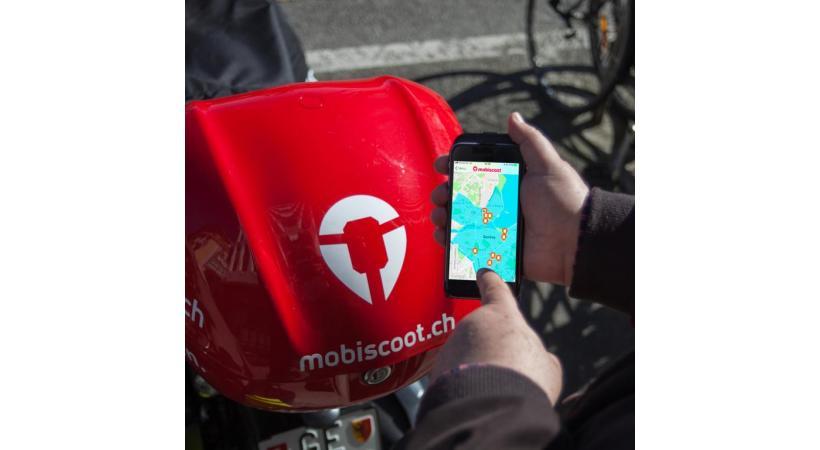 «Mobiscoot» cible les utilisateurs qui se déplacent de manière ponctuelle. DR