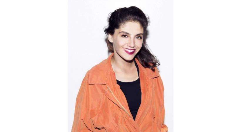 La Suissesse Marina Rollman anime des chroniques sur la RTS et sur France Inter. CHARLOTTE ABRAMOW LOUISE ROSSIER