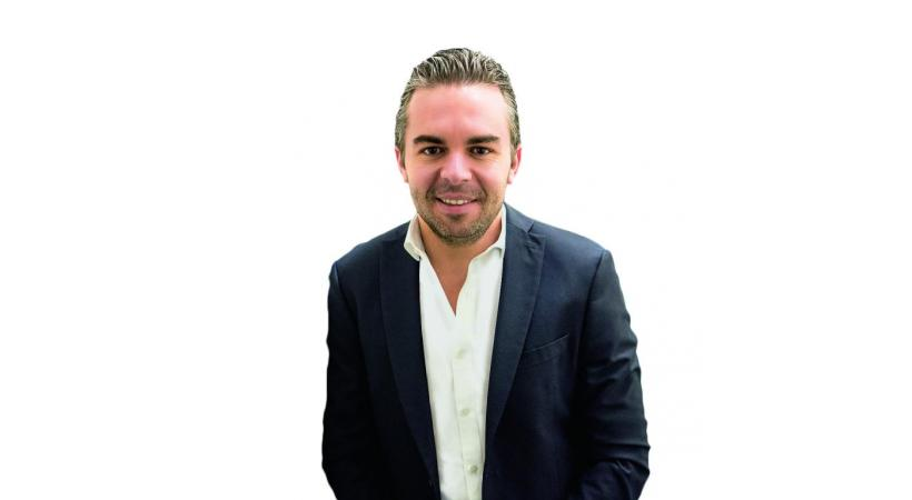 Fabio Bonavita, journaliste.