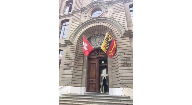 Dominique Giroud sera jugé avec trois autres prévenus pour piratage informatique. DR