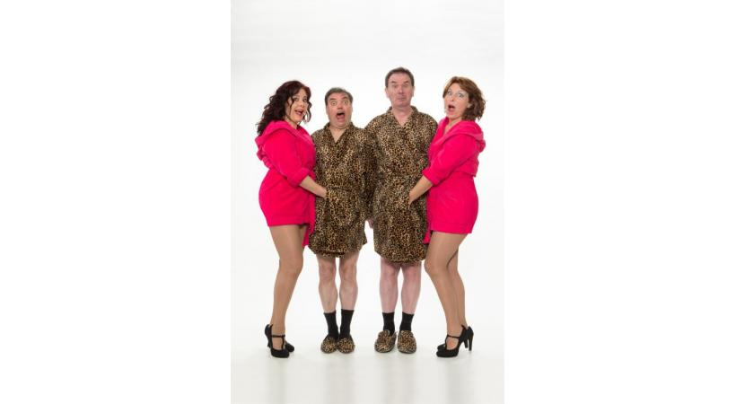Le fameux quatuor promet un show très chaud. DR