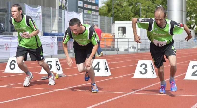 En 2014, Berne avait accueilli 1500 athlètes. SPECIAL OLYMPICS/ALEXANDER WAGNER