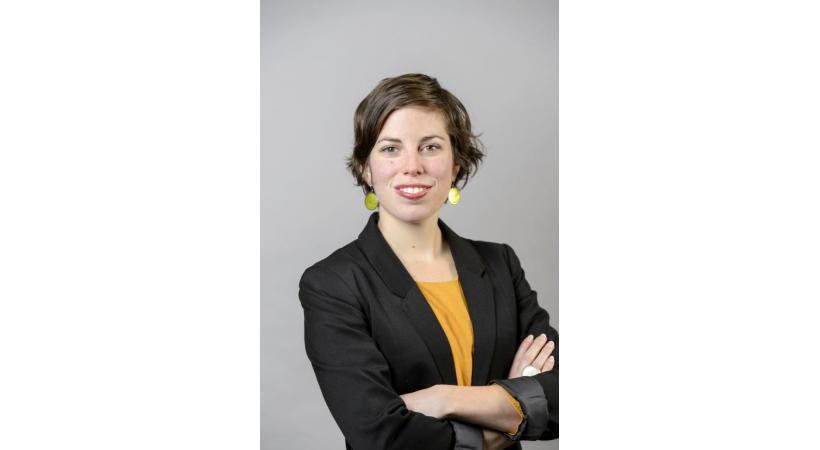 Liza Mazzone, conseillère nationale (Verts)