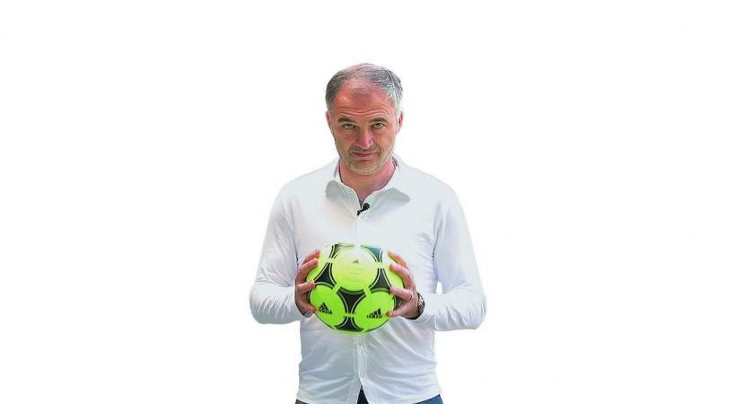 Stéphane Chapuisat: «L'équipe suisse est performante au milieu du terrain et en défense.» DR