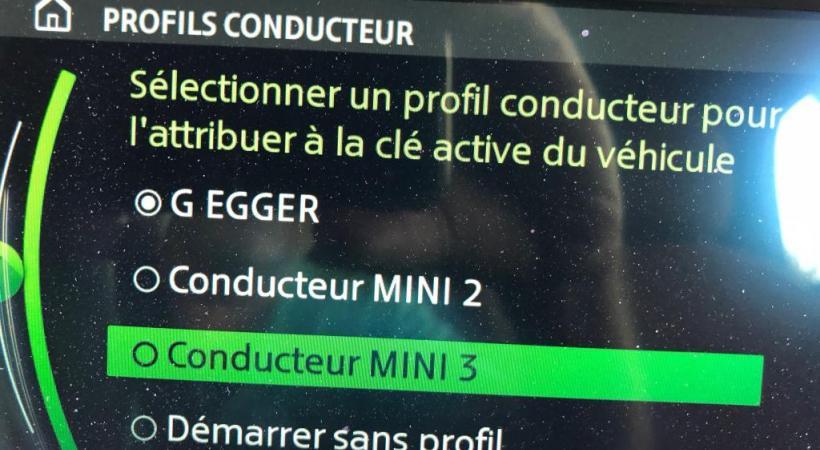 MINI CONVERTIBLE COOPER S