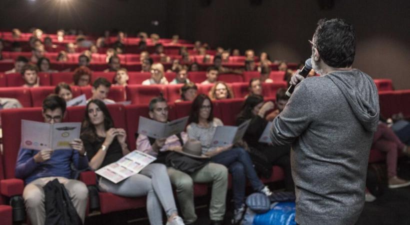 L'événement se tiendra tous les vendredis dans une ville en Suisse romande (dix en tout) et à Lugano. Les spectateurs pourront également voter pour désigner leur œuvre préférée. DR