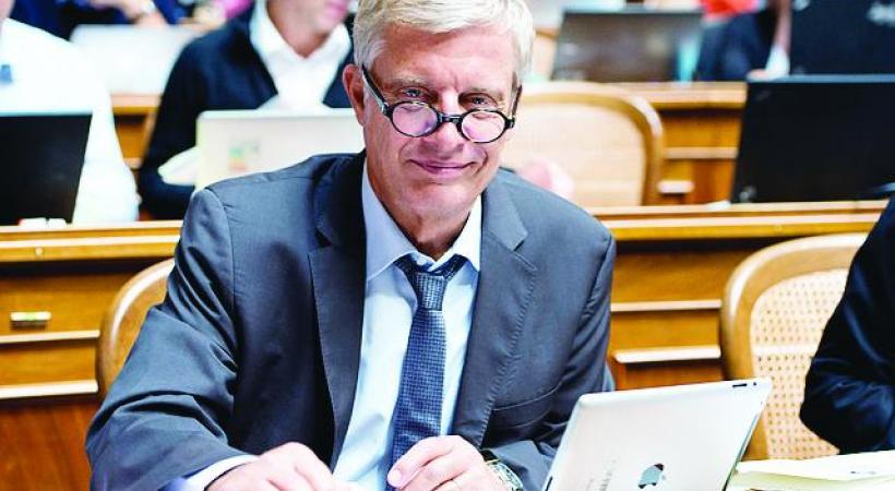 Manuel Tornare, conseiller national (PS)