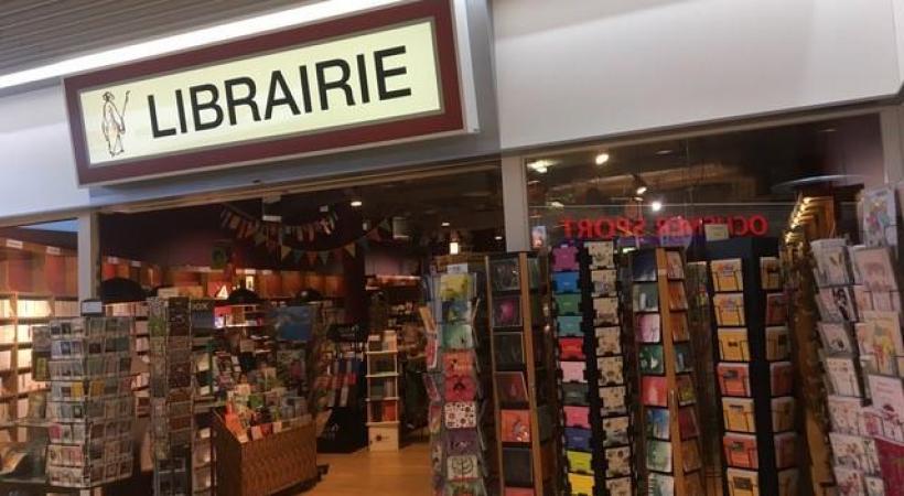 La librairie «Des livres et vous», au centre commercial La Praille, refuse de mettre en vente le dernier ouvrage controversé de l'écrivain Eric Zemmour. DR