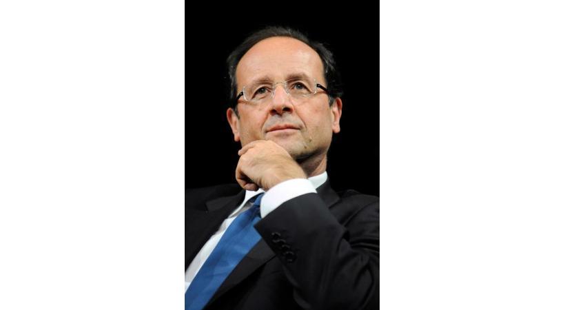 L'ancien président français prendra part à un déjeuner-débat à Palexpo. FLICKR