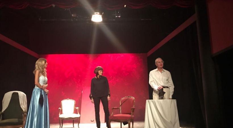 «Huis Clos» est l'une des pièces de Jean-Paul Sartre les plus jouées. DR