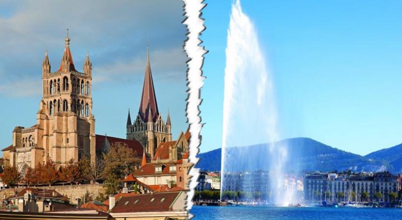 Entre Vaud et Genève, la différence de taxation des entreprises sera de 43%, dès le 1er janvier 2019. Un gouffre! 123RF/SAM 74100/FEDOR SELIVANOV