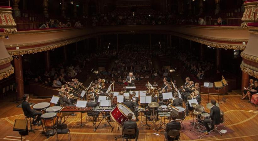 Le Brass Band Arquebuse fait partie des meilleurs ensembles de Suisse. DR