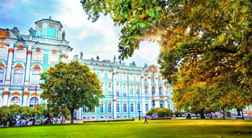 Le musée de l'Ermitage fait la part belle aux impressionnistes. DR