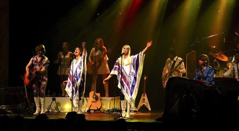 Le groupe suédois est entré dans la légende grâce à ses hits indémodables. DR