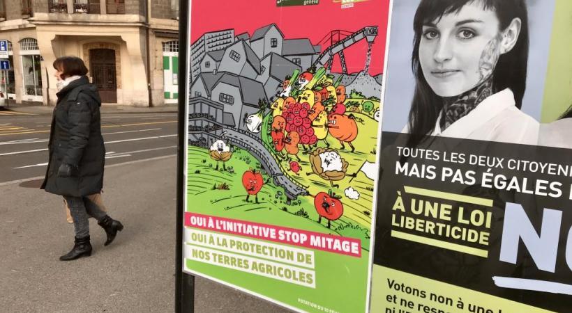 Le 10 février prochain, les Suisses se prononceront notamment sur l'initiative populaire