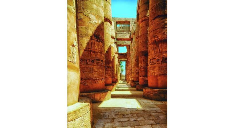 Temples Philae, une merveille de l'Egypte antique. DR