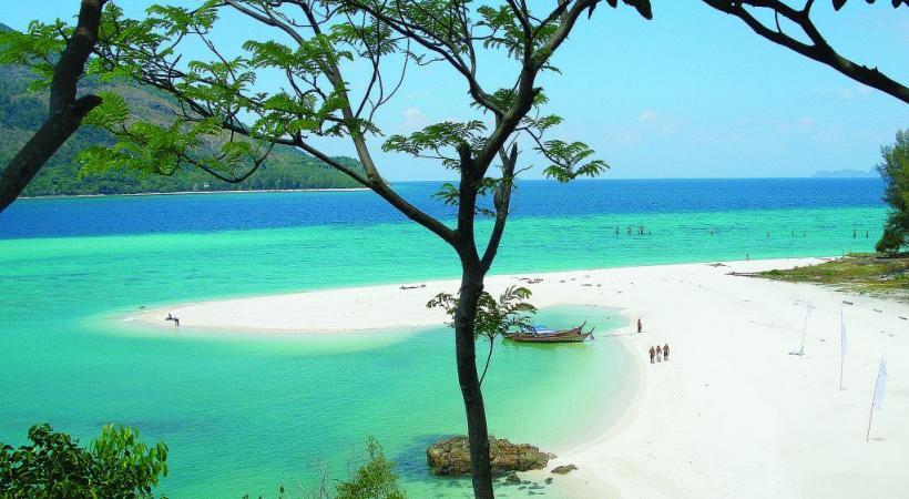 Les plages de Ko Ngai et Ko Lipe ont conservé leur beauté naturelle. PIXABAY