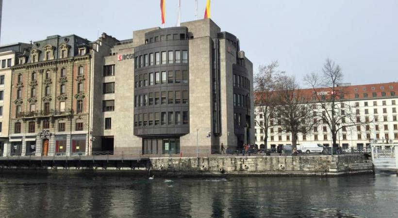 La Banque cantonale de Genève a bouclé 2018 sur un bénéfice