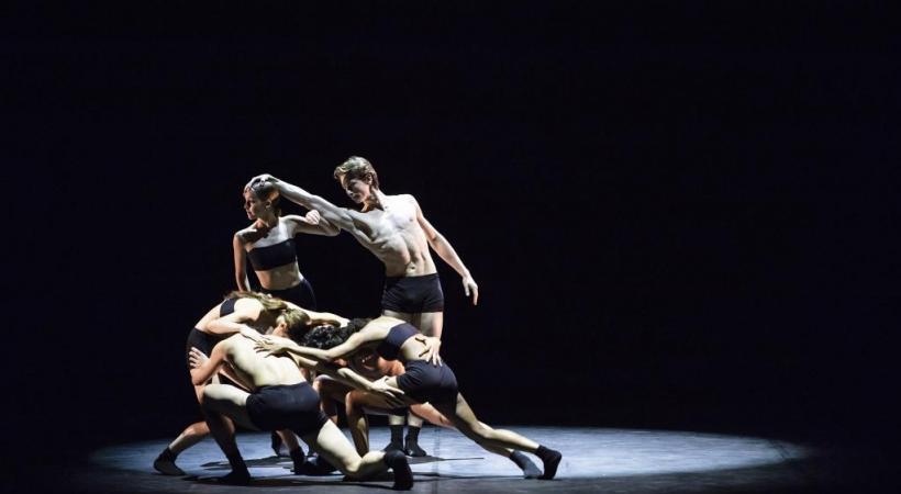 Le National Youth Ballet of Germany sera sur scène le vendredi 5 avril. KIRAN WEST