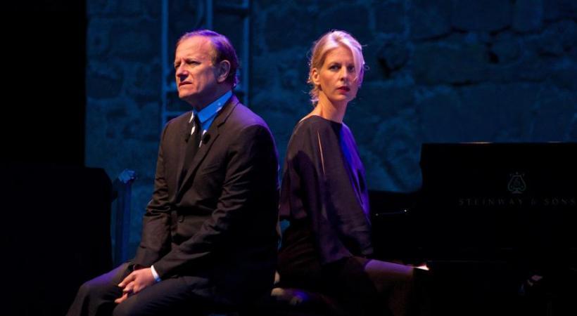 Francis Huster incarne à merveille le célèbre pianisteVladimir Horowitz. DR