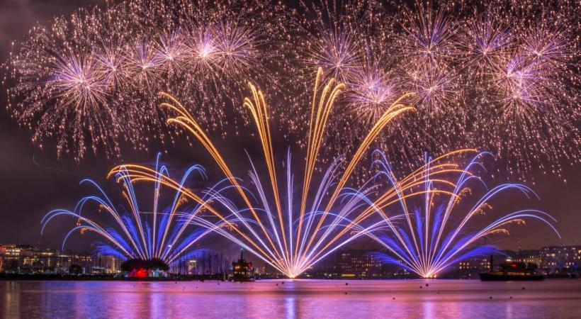 Le 10 août prochain, le grand feu sera gratuit et fabuleux. (123RF/Liana Manukyan)