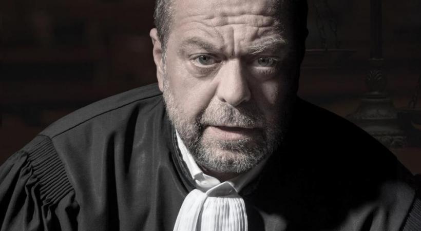 Eric Dupond-Moretti est l'un des avocats français les plus connus. DR