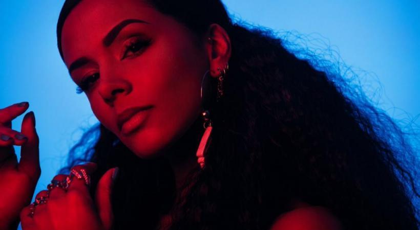 La chanteuse française sait admirablement jouer de son image. DR