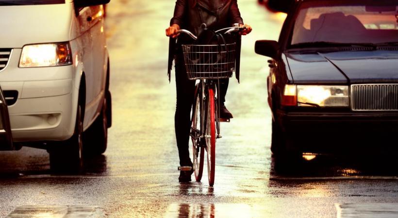 Genève est l'un des cantons où la haine envers les cyclistes est la plus grande. 123RF/CONNELDESIGN