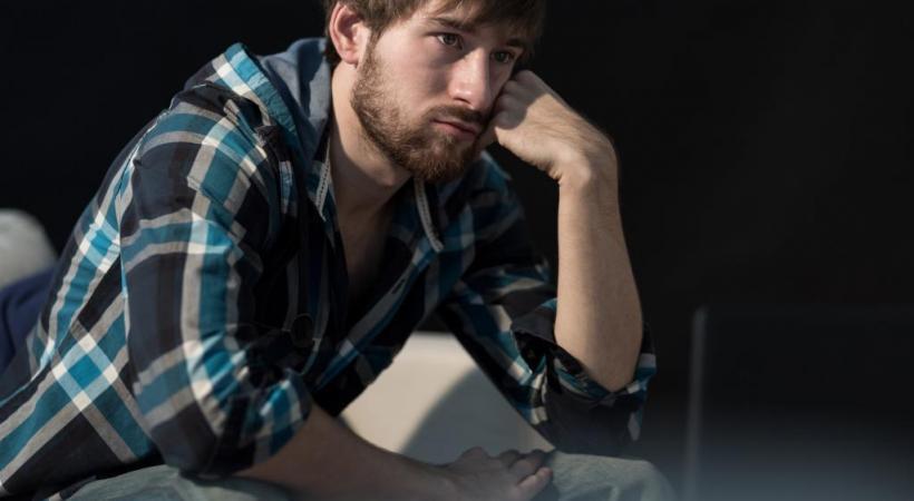 Les personnes atteintes de dépression pourraient voir leur état s'améliorer plus rapidement. 123RF/KATARZYNA BIAłASIEWICZ