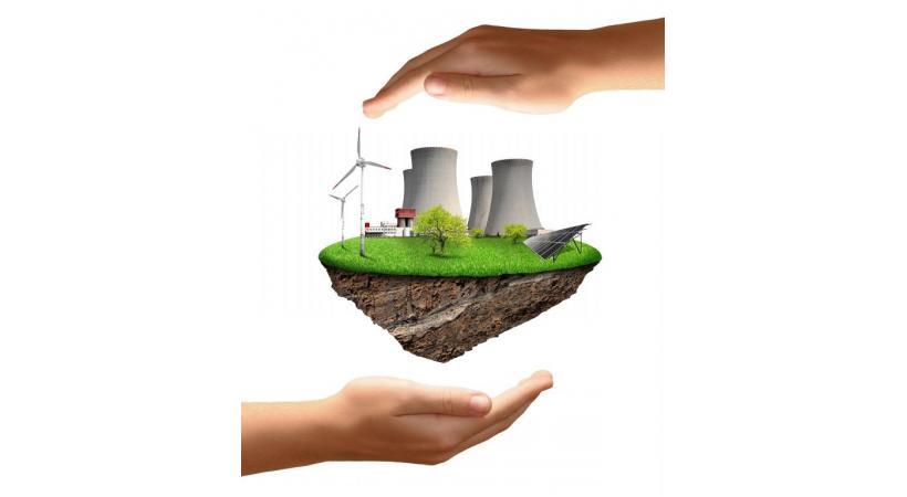 Pour les partisans du nucléaire, les énergies éolienne et solaire, dans leurs rendements actuels, ne peuvent pas remplacer les énergies fossiles. 123RF/VACLAV VOLRAB