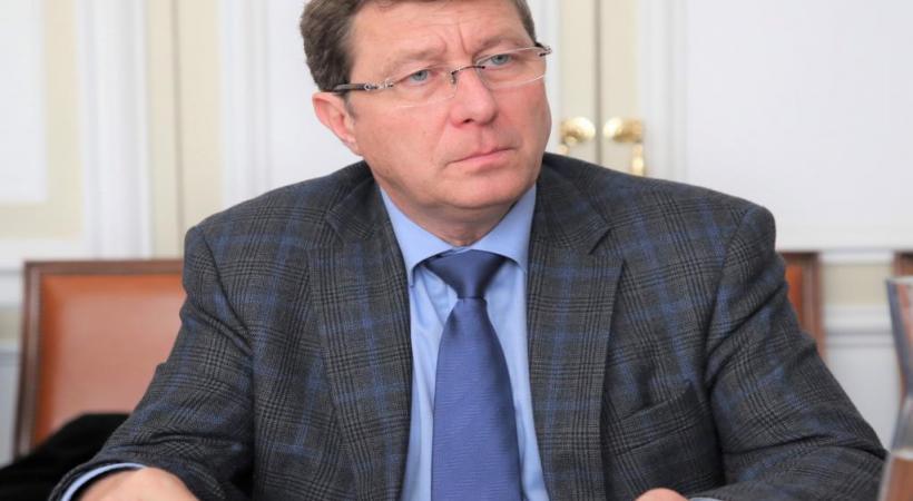 Le conseiller d'Etat Mauro Poggia. DR