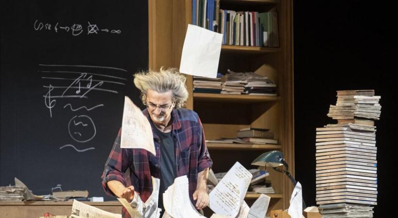 «Einstein on the Beach» est une œuvre profonde dont on ne sort pas indemne. CAROLE PARODI