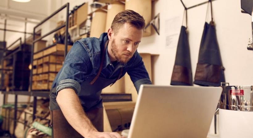 Quand la conjoncture est mauvaise, les petites entreprises sont les plus vulnérables. 123RF/MAVOIMAGE