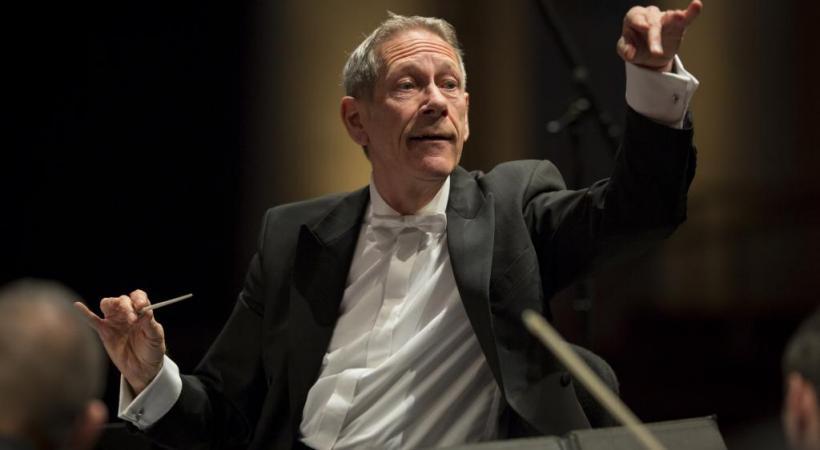 Le concert au Bâtiment des forces motrices sera dirigé par Arie van Beek, directeur artistique et musical de l'Orchestre de chambre de Genève. GREGORY BATARDON