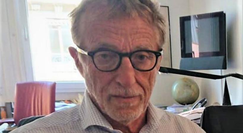 L'avocat Robert Assaël. MP