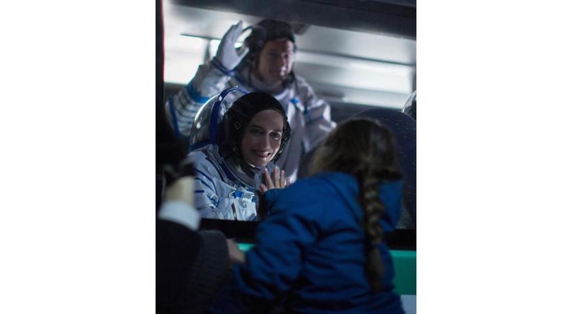Le film «Proxima» sera projeté au cinéma Empire  le vendredi 1er novembre. DR