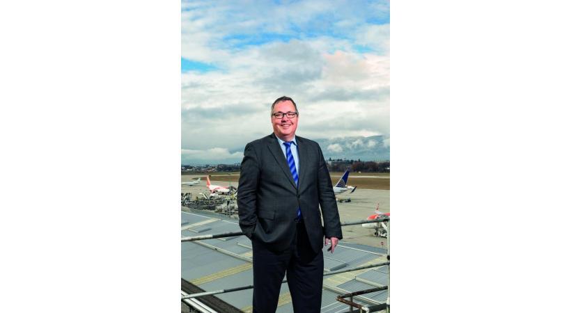 Genève Aéroport génère 33'600 emplois et une plus-value économique