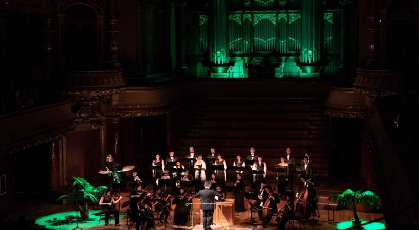 L'œuvre lumineuse Dixit Dominus RV 595 de Vivaldi sera à l'honneur. DR