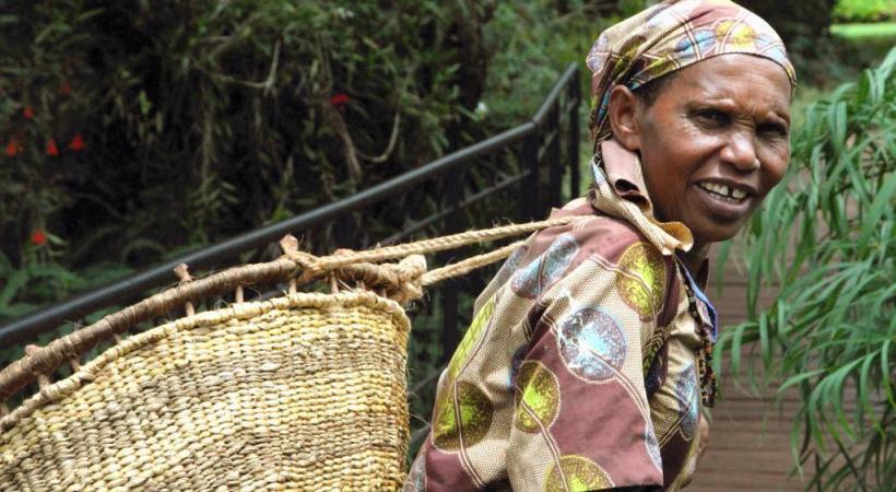 Dans une plantation  de café en Tanzanie.  Les consommateurs sont toujours plus préoccupés par les conditions