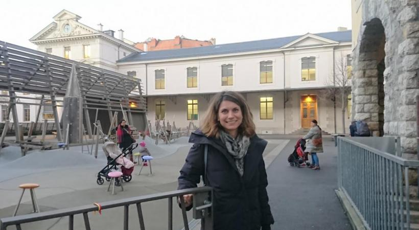 Christina Kitsos veut renforcer la qualification et augmenter