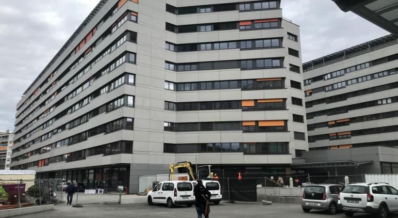 L'isolation des bâtiments a été entièrement revue. FRANCIS HALLER