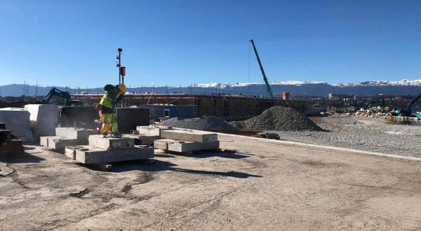 Le site actuel est en chantier. L'exploitation des Voiles est toujours au concours pour les saisons 2021 à 2024. DR