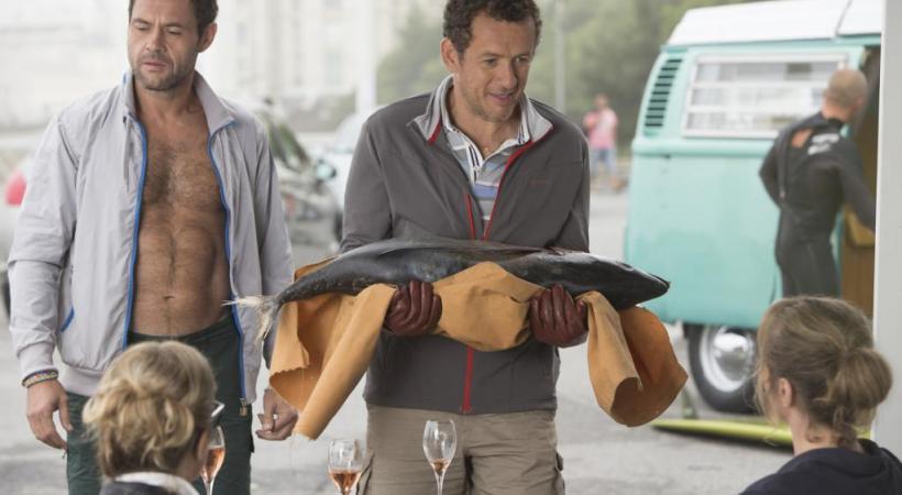 Dany Boon dans  «Lolo», une comédie réalisée par Julie Delpy. MARS DISTRIBUTION