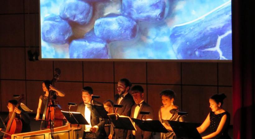 Jeudi 1er octobre, Cappella Genevensis propose un plongeon dans l'Italie de la Renaissance. DR